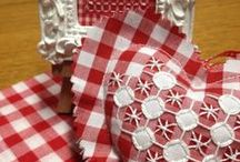 Broderie Suisse / A simple techniek that is so stunning and fun to do!