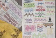 Swedish Huck Embroidery