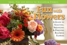 """""""Fun with Flowers"""" the Book! / Dedicated to my First Book """"Fun with Flowers- Your guide to selecting, arranging and enjoying beautiful flowers""""... we'll Post Images from Book Events and Flowers and Friends from the Book Signing Events in 2014!  Order your Copy of the Book today... in the uBloom.com Store or follow this link... http://ubloom.com/blog/2013/12/01/fun-with-flowers-a-guide-to-selecting-arranging-and-enjoying-beautiful-flowers/"""