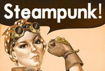 Costume Ideas {Steampunk} / Costume ideas to help me create a cool Steampunk style costume.  / by Lauren Zinn