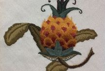 Crewel Embroidery / by Tammy's Treasures