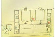 bathroom / ispirazioni