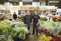 Torchio Nursery / A Visit to Torchio Nursery in the Historic San Francisco Flower Mart...  J visits with Dustin Torchio and talks about their Wholesale Flower Business.  / by J Schwanke