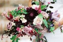 Marsala- Flowers! / Marsala is Pantone Color of the Year for 2015... here's how this upscale new color will be affect the world of Flowers, Flower Design, Weddings and Events... we've added some fashion experiences as well... Nails, Dresses, Tablesettings...