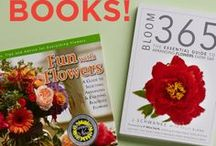 Bloom 365 - The Essential Guide to Arranging Flower Every Day! / 365 Tips, Tricks and Techniques for arranging Flowers-  Bloom 365 is an abundance of valuable information for arranging flowers beautifully- J and Kelly have a particular passion for flowers and lover sharing their enthusiasm through helpful tips, insights and ideas... Authored by J Schwanke and Kelly Blank- Foreword by P Allen Smith- Gardening and Lifestyle Expert, author & TV Host.  Purchase Bloom 365 at www.uBloom.com/Bloom365- $20 + Shipping and Handling Made in the USA