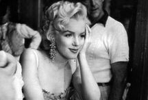 Marilyn Monroe / Dedicated to a true old Hollywood beauty.
