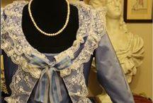 My Creations / XVIII century costumes by Jessica Dalli Cardillo