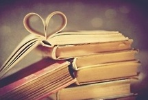 books and stuff / by MaryBeth Elgrably