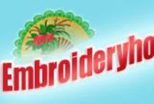 Fresh Drinks Embroidery Designs