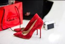 Ladies Shoes / by Adelina Agape