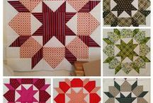 Donelle's completed quilting/sewing projects / by Donelle Ashley