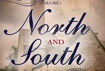 North and South: The Wild and Wanton Edition / The sensual, updated version of Elizabeth Gaskell's classic romance across the social divide. Coming from Crimson Romance beginning November 4, 2013.