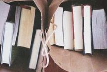 Books. / The Books We've Come to Love and the Books We Dream of Reading / by Emma Orth