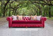 Picture Perfect Furniture / Beautiful furnishings available through Picture Perfect Window Coverings