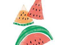 // TADAM! Food illustration //