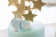 Baby Cakes / Maternity, Baby Shower, Baby stuff, Baby decoration...