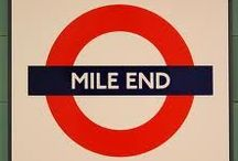 Mile End, London / We have properties for you in Mile End, East London.  For more info check out www.victormichael.co.uk