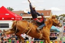 Rodeo / The 2012 Coolamon Rodeo was a great success, with competitors competing from all over Australia #rodeo #bulls #broncs #coolamon