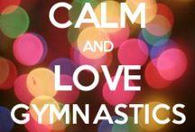 My love / ginnastica artistica