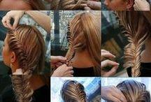 Hair&Beauty / Hair&Beauty ideas. treatments, tutorials (+ DIY)