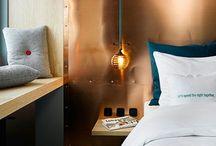 Copper / Wall ideas