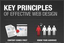 Web Design / Una bacheca dedicata agli elementi di #web #design