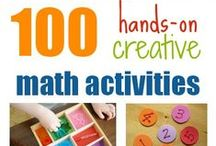 Math Activities / Math activities and resources for K-12!
