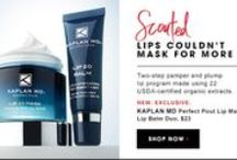 Sephora / Available Now on Sephora.com: The Perfect Pout, Full Size Lip Mask and Lip 20 Balm and Concentrate Collection!