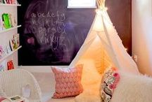 Children's Bedroom Design / Children's Room Decoration Ideas and Kid's Interior Design. A place to grow imagination and inspiration that kids will love!!!