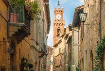 Travel Diaries - Tuscany & Firenze