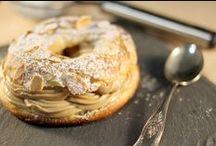 Miam Miam / Des pâtisseries, viennoiseries, mignardises ou autres mets bien appétissants, mais surtout l'origine de leurs drôles de noms.
