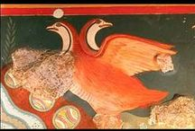Minoan arts/Minolaista taidetta