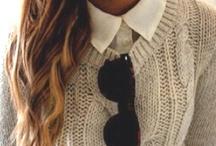 womens sweaters / by megan garrity