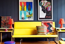 Colourful Home Decor Inspiration