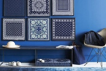 Blue Inspirational Decor