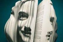 Uitgelezen / Wat je allemaal nog met je boeken kunt doen als je ze uitgelezen hebt! #creatief