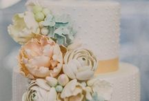Decorative Cakes / WE LOVE CAKE DESIGNS! Whether you're planning a wedding or celebration, we hope this board inspires you as much as it does us!