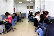 Academia de informatica en Madrid / Academia Paraninfo. Cursos de informática multimedia.