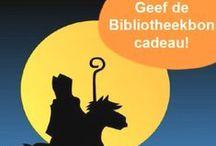 Sinterklaas feest! / Sinterklaas en zijn Zwarte Pieten komen weer naar Nederland! Ook bij de bibliotheek houden we van dit feest. Een bord vol met Sinterklaastips en ideeën! #Sinterklaas #Bieb023