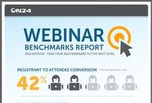 Вебинары (Webinars) / О вебинарах в инфографике