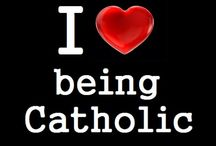 Catholic / by Doreen Lehman