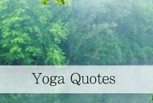 Yoga Quotes / Thoughtful quotes to help guide you in your journey by philosopher, award winning author, teacher Leonard Perlmutter and many other great spiritual gurus