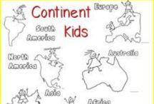 Projecte Continents