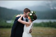 {Inspiration: wedding} / We both loved planning our weddings and hope we can inspire you with the images we find!