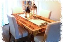 Pallet & Wood, Crafts & Ideas