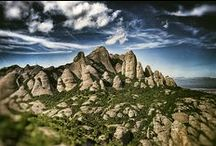 Montserrat / Visit to the mountains and monastery of Montserrat