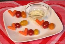 Recipes with Carrots / Use Dippin' Stix Baby Carrots for these delicious delights!