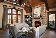 Interior Design at the Cliffs at Walnut Cove / Interior Design and custom luxury elements in the homes of the Cliffs at Walnut Cove  #walnutcoverealty