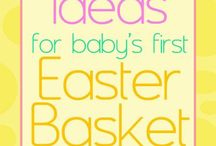 Easter for babies and toddlers