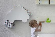 Kids | towel warmers & hooks / mg12 | design made in Italy